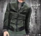 [Deadwool] Flying jacket - green
