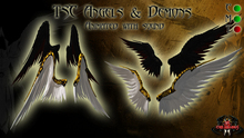 TSC Angels & Demons Wings