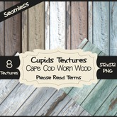 *Cupids Textures * 8 CAPE COD WORN WOODS