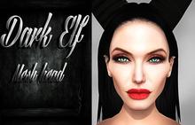 ::LV:. Dark Elf Mesh Head