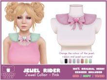 .:Buttery Toast:. Jewel Rider  - Pink - ORIGINAL