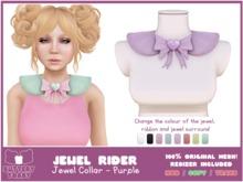 .:Buttery Toast:. Jewel Rider - Purple