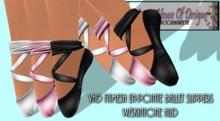 VHD Fitmesh EnPointe Ballet Slippers w/HUD (boxed)