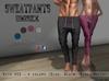 .Chicago Ink. - Sweatpants Colors/HUD *UNISEX*