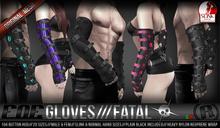 Razor /// Foe Gloves - Fatal w/HUD