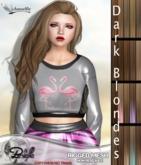 *~*Damselfly*~*Brielle Rigged-Mesh Dark Blondes