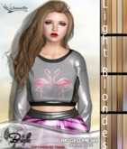 *~*Damselfly*~*Brielle Rigged-Mesh Light Blondes