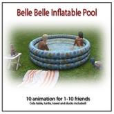 Inflatable Pool- Belle Belle Furniture