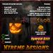 Pumpkin N Kitty TipJar I Halloween