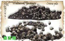 [MF] Mesh Crane and skeleton pile  FULL PERMS (boxed)