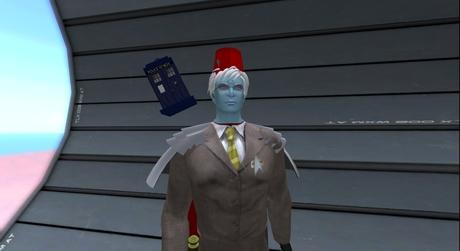 TARDIS pet