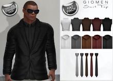 G I O M E N - Suit Top w/ Shirt FAT PACK [HUD]