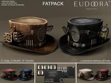 Eudora 3D Steampunk Dynamite Hat FATPACK / Copy / Boxed