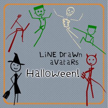LiNe DraWn: Halloween Pack