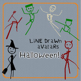 LiNe DraWn: Halloween Pack