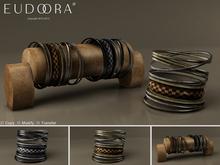 Eudora 3D Karnamak Bracelets / Copy / Boxed