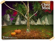 Halloween Tree ♥ NEW Chez Moi