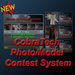 CobraTech Photo Contest System (Model Contest, Picture Contest, Voting System)