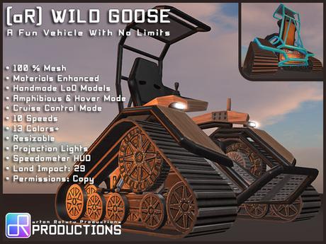 [aR] Wild Goose v1.0