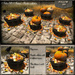 Special Offer Halloween 40%OFF !! Follow US !! Autumn Buckets collection COPY version