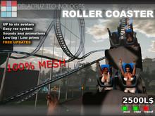 Roller Coaster - Delacruz Technologies