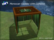 Lok's Moroccan Gazebo (Green)