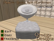 Modern Bean Chair Mercury (Mesh)
