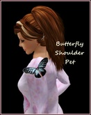 Baby Butterfly 6 Shoulder Pet