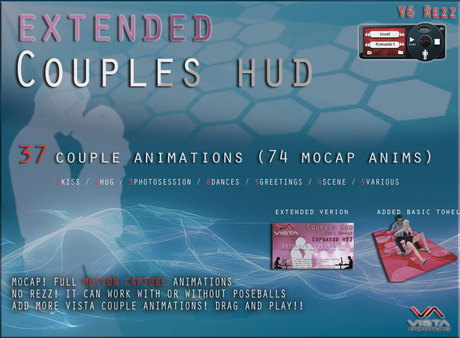 LAUNCH PROMO VISTA ANIMATIONS-MOCAP COUPLES HUD EXTENDED-V6