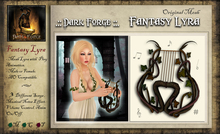 .:: Dark Forge ::. Fantasy Lyra Mesh