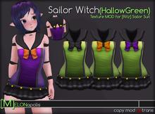 [M] Kemono Sailor Witch // HallowGreen [for [RITZ]'s Sailor Suit!]