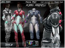 "Nova Pilot suit texture changer by HUD ""Furry friendly"""
