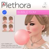 Plethora - Bubble Gum - Pink