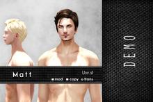 Uw.st  ::DEMO::  Matt-Hair