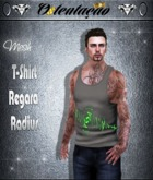 :::OTC:::029 - T-Shirt Regata  Radius Grey MESH