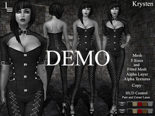 DE Designs - Krysten - DEMO