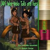 [AD] Wee-Neko Fluffed Tails and Ears-Lights