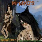 [UO] Mi-Neko-Leopard-Female-Tone 4