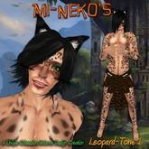 [UO] Mi-Neko-Leopard Male-Tone 1