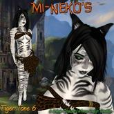 [UO] Mi-Neko-Tiger Female-Tone 6