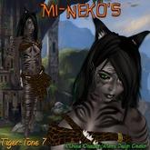 [UO] Mi-Neko-Tiger Female-Tone 7