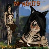 [UO] Mi-Neko-Tiger Female-Tone 4