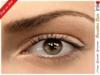 * Inkheart * - Sensitive Eyes - Cafe au Lait  (3 Sizes)