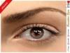 * Inkheart * - Sensitive Eyes - Chocolat  (3 Sizes)