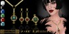 Eclectica 'Vogue' Jewellery-Gold