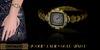Eclectica 'Vogue' Watch-Gold