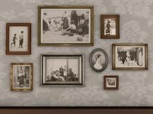 Dutchie mesh framed photo collage
