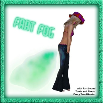 Fart Fog by Rah Rehula