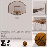 PILOT - Basketball and Goal BOX