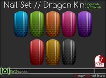 [M] Slink Nail Polish // Dragon Kin